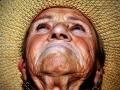VECINOS DE LA ALDEA DE O COUTO (PONTECESO) QUE SERÁ OBJETO DE UNA INVESTIGACION DE LA UNIVERSIDAD DE SANTIAGO PARA FIJAR POBLACIÓN.13-06-2014FOTO: GABRIEL TIZON