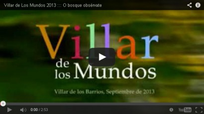 Villar de Los Mundos 2013