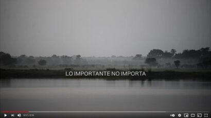 LO IMPORTANTE NO IMPORTA